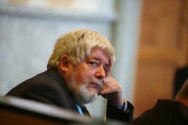 Jerzy Łaskawiec startuje do Senatu