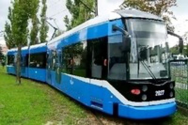 Nowe tramwaje na ulicach Krakowa