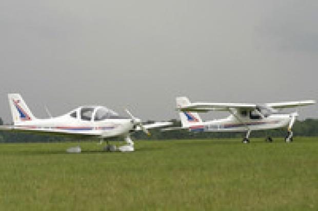 Trudności w rozwoju prywatnego lotnictwa