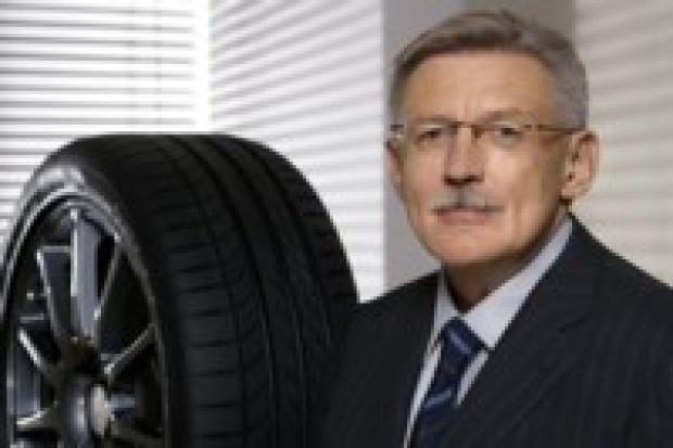Chabowski nie będzie już prezesem Dębicy i Goodyeara w Polsce