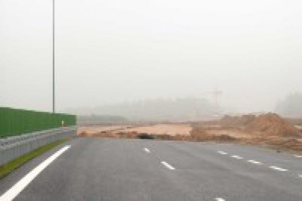 Polskie autostrady wydłużają się przed wyborami