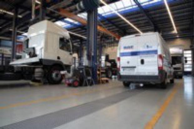 ESA Trucks Poznań w nowej siedzibie