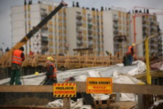 Wzrost w budownictwie ma szansę się utrzymać