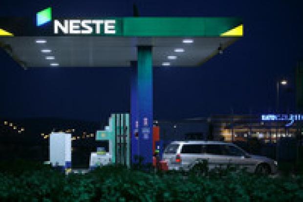 Sieć Neste zbliża się do 100 stacji