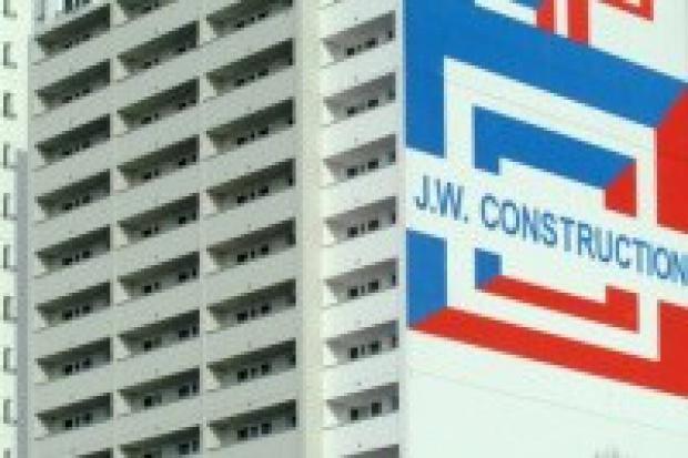 JW Construction wygrało z Echem