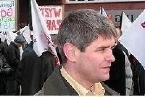 21 listopada demonstracja Sierpnia 80 pod siedzibą Kompanii Węglowej