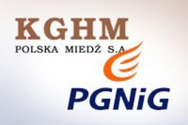 KGHM chce się dogadać z PGNiG