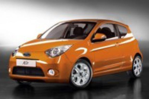 Czy tak będzie wyglądał Ford Ka z Tychów?