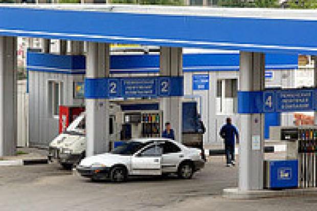TNK-BP chce powiększyć sieć stacji w Moskwie