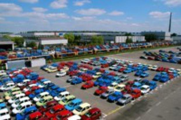 Ile samochodów z Tychów?