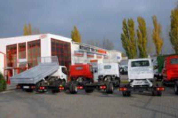 Renault Trucks ma nowy serwis w Inowrocławiu