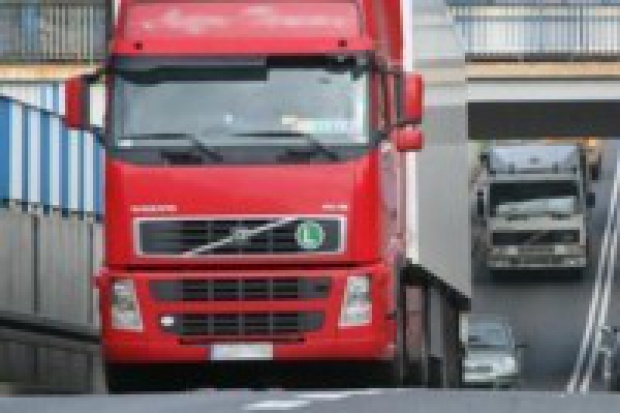Weekendowe ograniczenia w ruchu ciężarówek