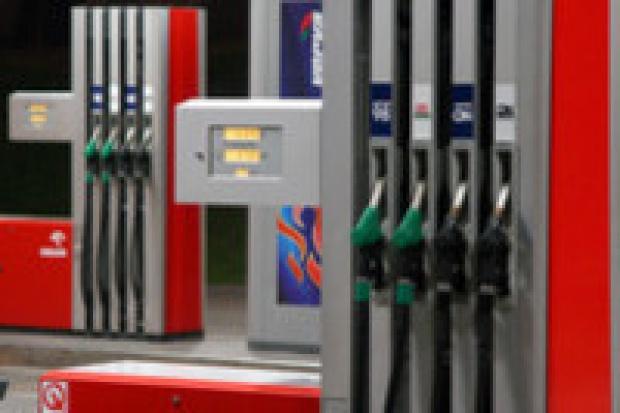 W Czechach benzyna najdroższa od dwóch lat