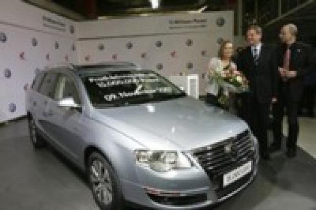 VW Passat numer 15 000 000