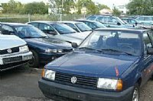 Nie ma hamulca dla importu używanych aut
