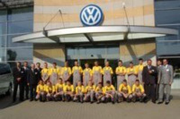 Recepta na młode kadry - poznański system kształcenia z udziałem VW