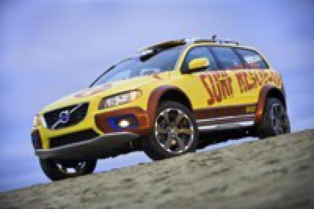 Targowe koncepty Volvo