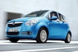 Nowy Opel Agila w grupie najczystszych pięcioosobówek na świecie