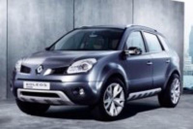 Renault rusza z produkcją Koleosa w Korei Południowej