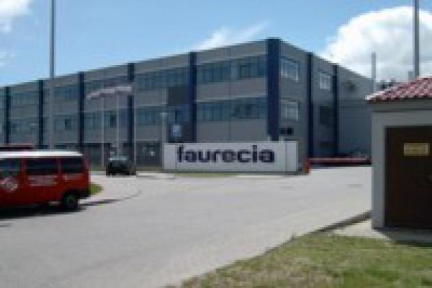 Faurecia - mniej zysku w Polsce