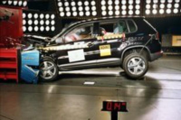 Euro NCAP: (prawie) komplet gwiazdek dla Tiguana