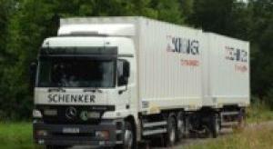 Schenker: rozwój floty