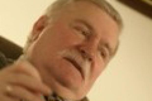 Lech Wałęsa ocenia szanse Tuska