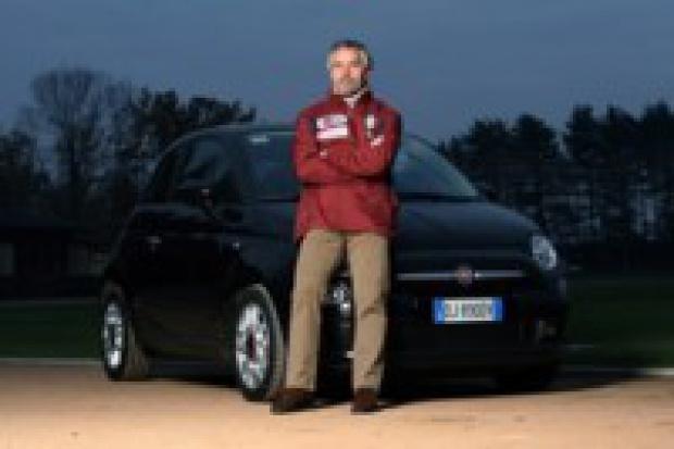 Fiat 500 nagrodą dla selekcjonera włoskiej kadry narodowej