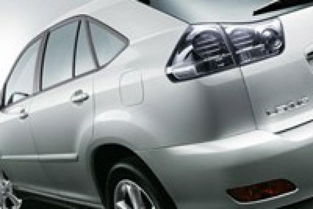 Trzy razy więcej Lexusa w Europie
