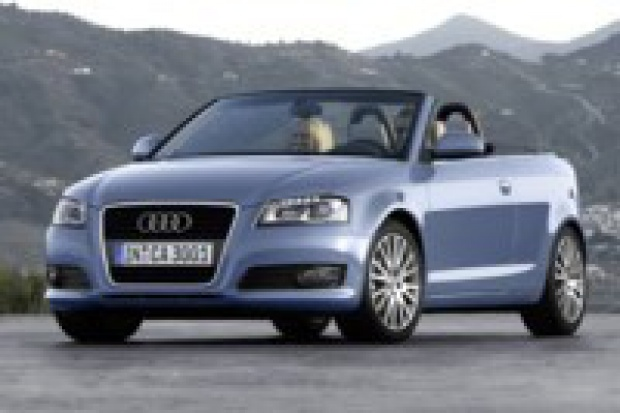 Początek produkcji Audi A3 Cabrio na Węgrzech