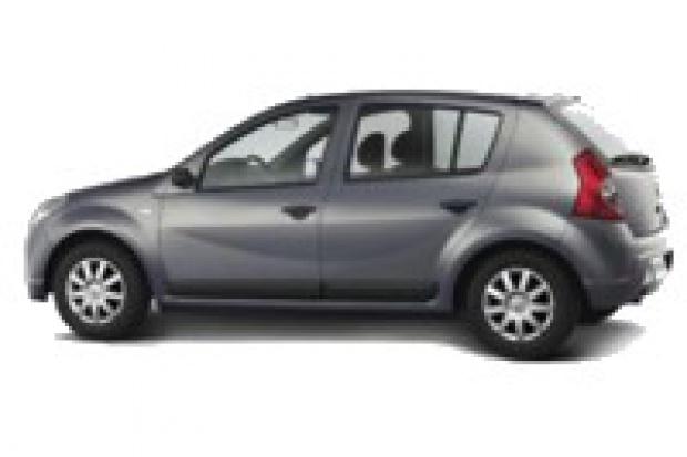 Nadjeżdża Dacia Sandero
