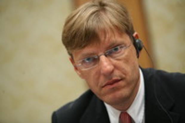 Prezes RWE Stoen ocenia rok w energetyce