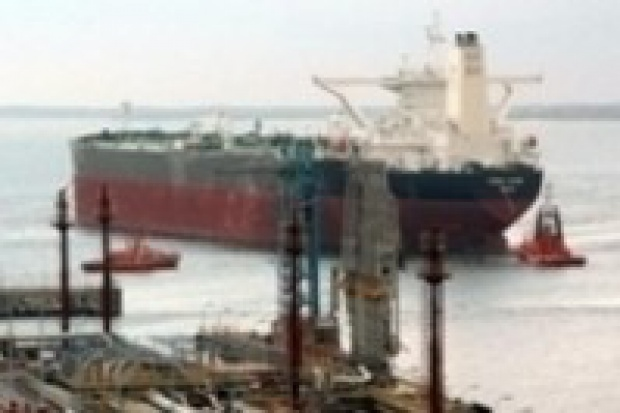 Naftoport można rozbudować do 50 mln ton