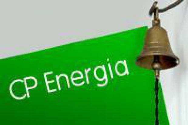 CP Energia sprzeda gaz do Symetric
