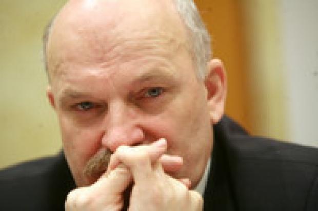 Olechnowicz nie wystartuje w konkursie na szefa Orlenu
