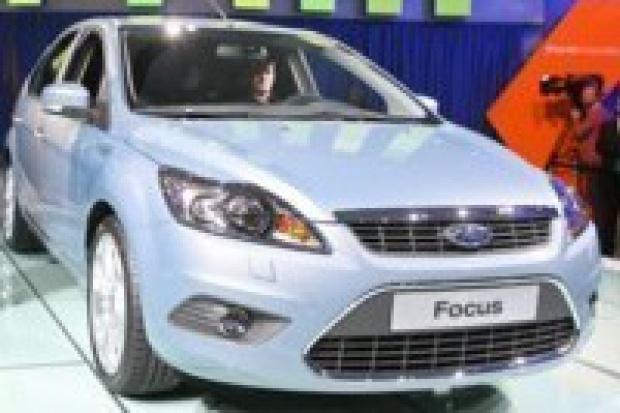 Nowy Ford Focus z ESP w standardzie