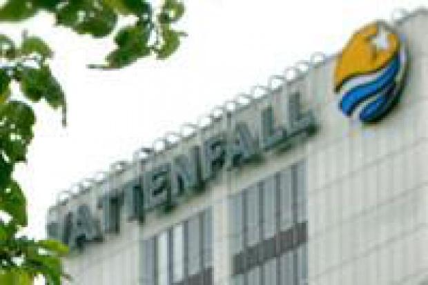 Vattenfall chce wybudować w Polsce elektrownie