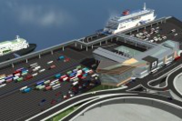 Przyśpiesza budowa nowego terminalu w Gdyni