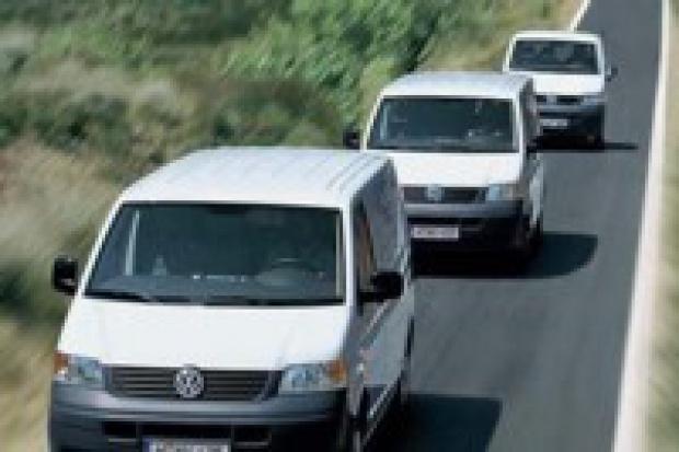 VW Samochody Użytkowe - jesienny wzrost