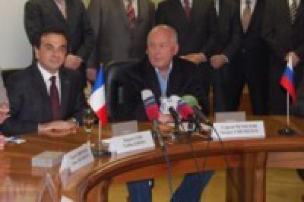 Renault strategicznym partnerem AvtoVAZ