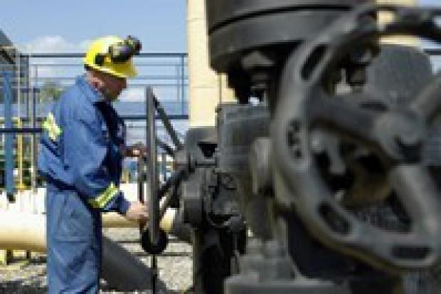 PGNiG odda do użytku gazoport w 2011 r.