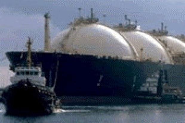 Miliard dolarów na pływający terminal gazowy