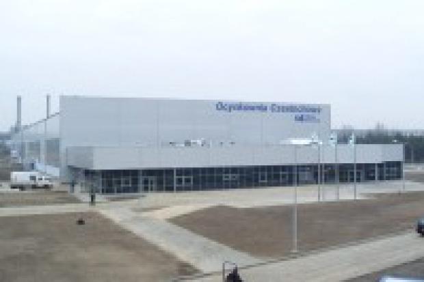 Nowa ocynkownia Polimexu-Mostostalu w Częstochowie