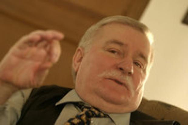 Wałęsa: źle, że sprzedaliśmy Stocznię Gdańską