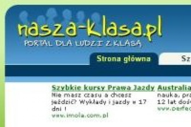 "Porażka pierwowzoru ""Nasza-klasa.pl"""