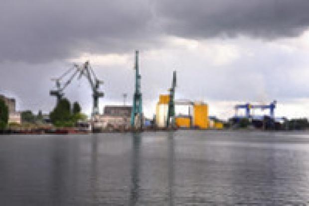 Maritim Shipyard może w przyszłym roku rozpocząć budowę stoczni na Ukrainie