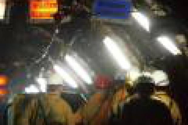 Ekspansja zaplecza górniczego