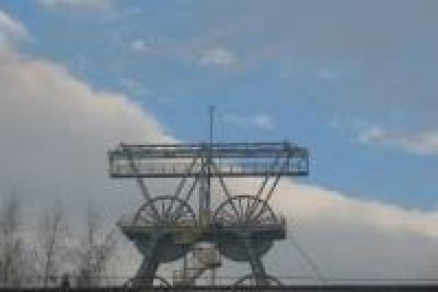"""Protestujący górnicy z """"Budryka"""" spędzili Wigilię w kopalni"""