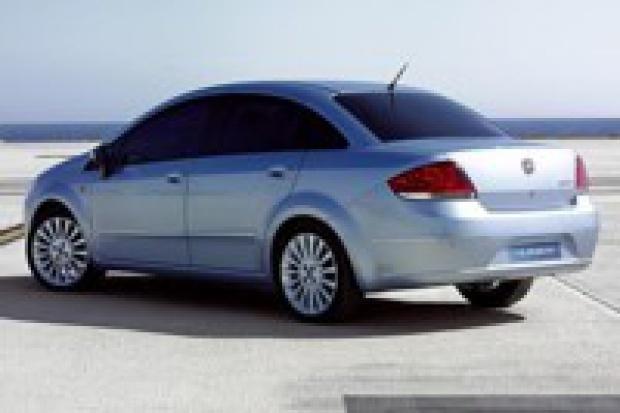 """""""Wielki Szlem"""" Fiata Automobiles: Fiat Linea - """"AUTOBEST 2008"""""""