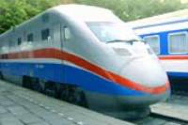 Pierwszy chiński pociąg dużych prędkości